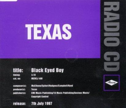Black Eyed Boy MERCJ490