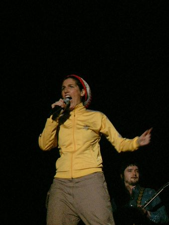 T In The Park 2001
